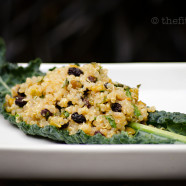 Quinoa Current Curry Salad
